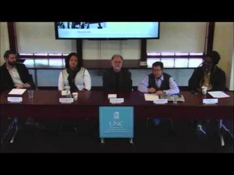 "Chuck Stone Symposium panel - ""Contemporary Democracy in a Multicultural Society"" - Oct. 24, 2014"