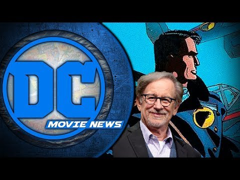 Steven Spielberg in the DCEU and Birds of Prey has a Director! - DC Movie News