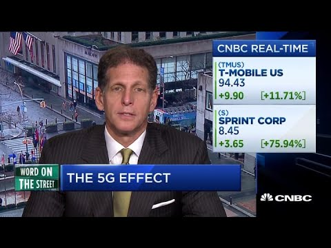 T-Mobile, Sprint Deal Is A Credible Threat To AT&T, Verizon: Moffett Nathanson Founder