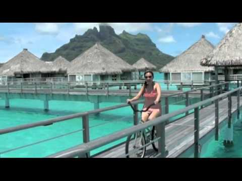 Bora Bora St. Regis Over the Water Bungalow