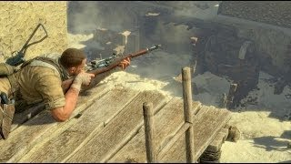 Sniper Elite 3 - Siwa Interactive Walkthrough