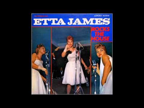 Etta James - Baby, What You Want Me To Do [Live]