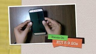 Hands On EUI 5.9