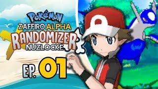 Benvenuti nella parte 1 della mia nuova serie su Pokémon Zaffiro Al...