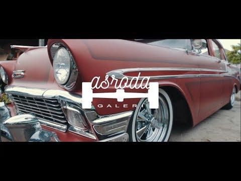 [OLD AMERICAN CAR] Chevy Bel Air 56