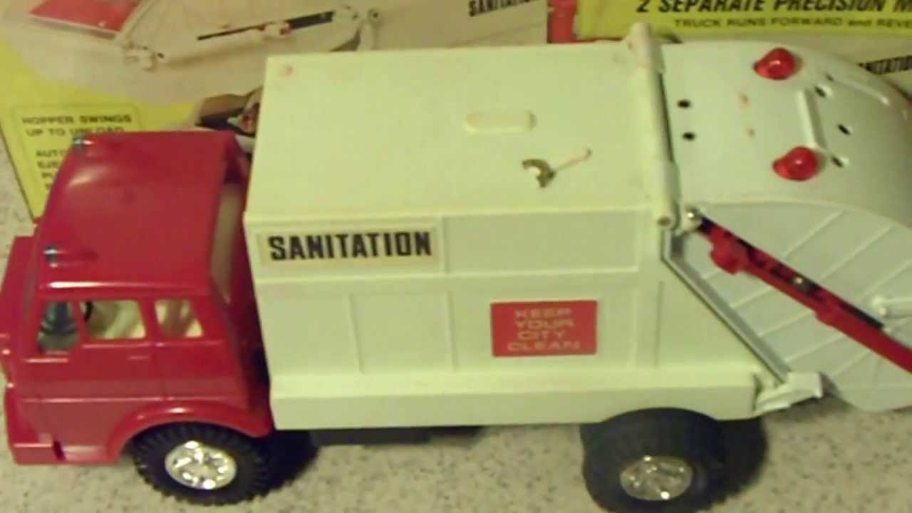 1960 S Child Guidance Battery Operated Loadmaster