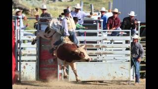 Bull Fighter Saves Rider