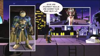 Comic Jumper: The Adventures Of Captain Smiley (Part 1) (HD)