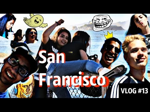 [ VLOG #13] San Francisco -DAY 1(World Link Re-Entry)