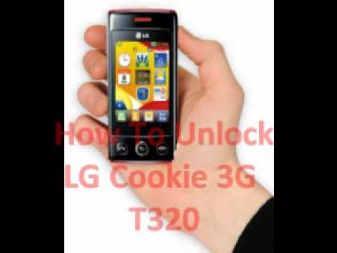 Cookie 3G T320
