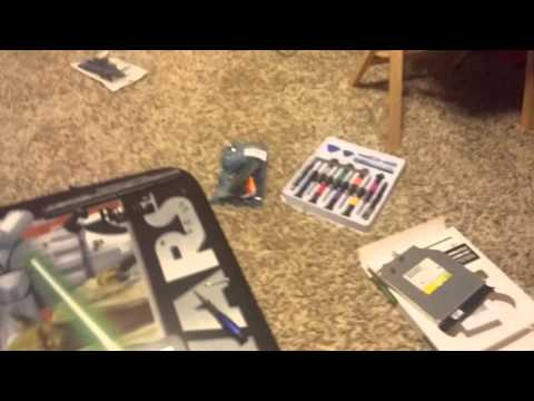 HP Star Wars Laptop disassembly for upgrading