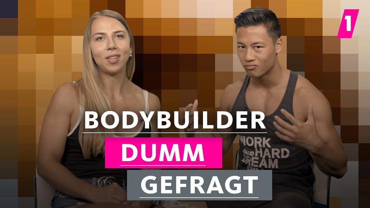 Haben Bodybuilder einen kleinen Penis? | 1LIVE Dumm