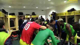 FC Nantes - ESTAC Troyes : la joie du vestiaire