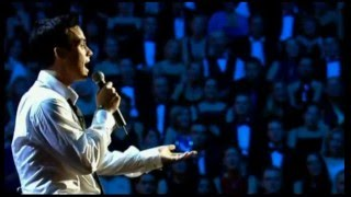 ROBBIE WILLIAMS Live At The Albert Hall