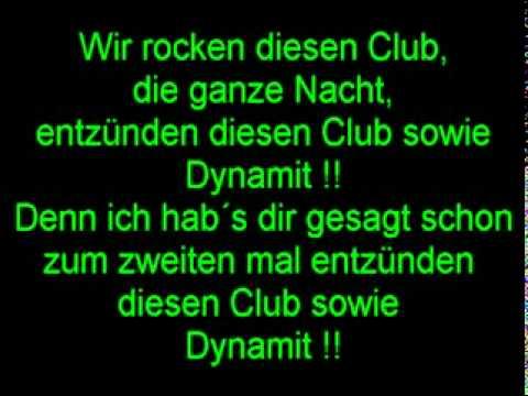 Dynamit auf Deutsch.MPG