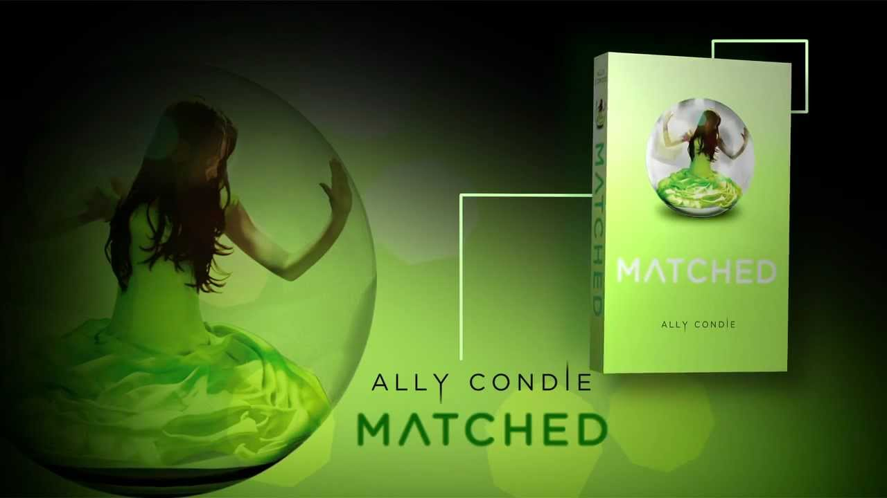 matched by ally condie Buy a cheap copy of matched book by ally condie amazon best books of the month, december 2010: for cassia, nothing is left to chance--not what she will eat, the job she will have, or the.