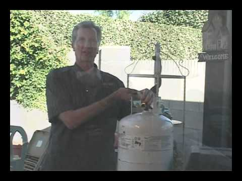 Mr Smith Tools Propane Tank Easy Wrench YouTube