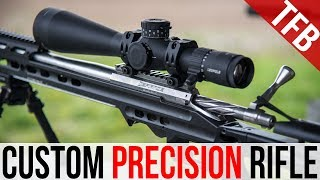 Custom Precision Rifle - What The Pros Use