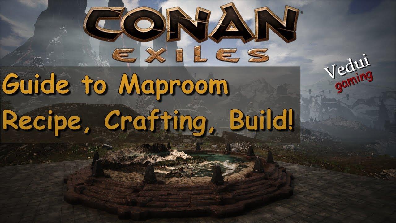 Map-Room - Official Conan Exiles Wiki