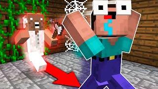 НУБ и НУБИК Нашли ДОМ! Злая НЯНЯ Гренни в Майнкрафте? МАМА и ПАПА Мы играем в Minecraft