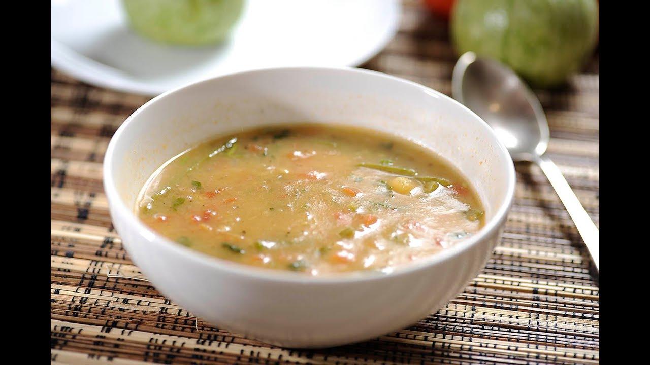 Sopa De Habas Con Nopales Receta De Cocina Al Natural