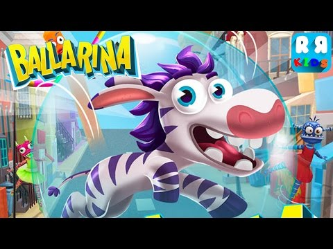 Ballarina - a GAME SHAKERS App (By Nickelodeon) - New Best Apps for Kids