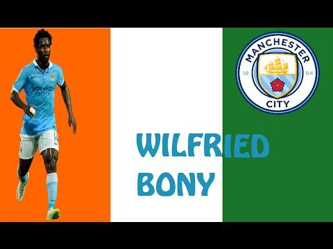 Wilfried Bony | Manchester City | Skills & Goals
