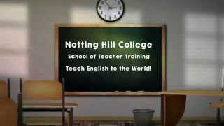 School of Teacher Training at Notting Hill College
