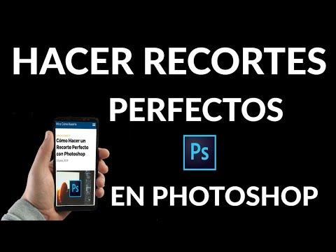 Cómo Hacer un Recorte Perfecto con Photoshop