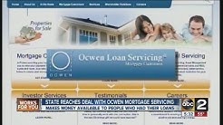 Maryland reaches deal with Ocwen Mortgage Services
