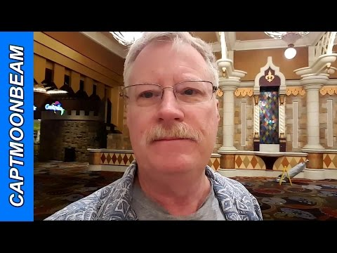 Excalibur Hotel On The Las Vegas Strip, Vlog 63