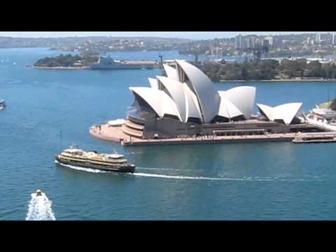 Port of Sydney - Boat Traffic