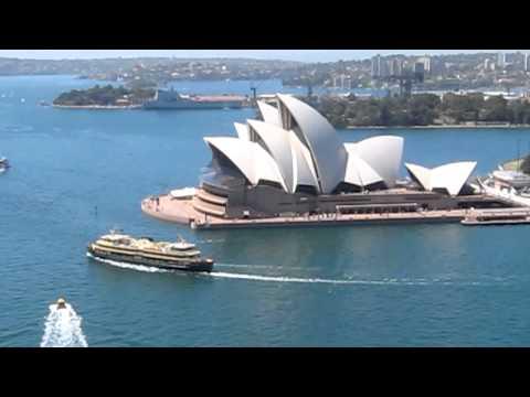 Port of Sydney - Boat Traffic