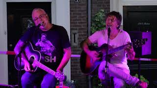 SUMMMERTIME GENNEP...   TWO STOOLS  [2]  [03-08-2019]
