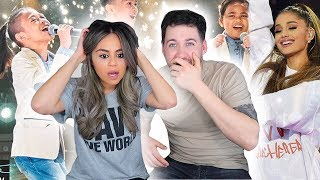 OMG! TNT BOYS PERFORM WITH ARIANA GRANDE! | TAGLISH REACTION!