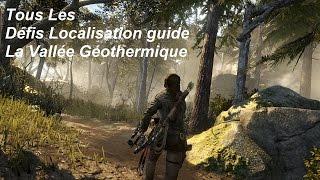 Rise Of The Tomb Raider Tous Les Défis De La Vallée Géothermique