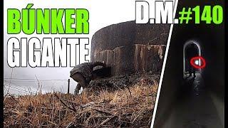 EXPLORO BÚNKER 'APOCALÍPTICO' de la guerra civil, muestro ARMAS de época - Detección Metálica 140 thumbnail