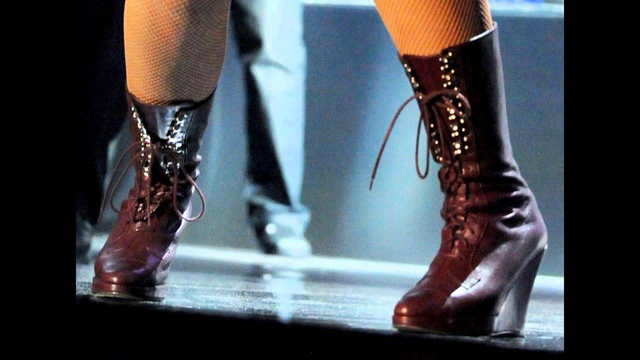 Miley Cyrus' Untamed Birthday Feet