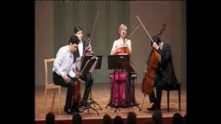 Felix Mendelssohn Bartholdy String Quartet No. 6 in F minor, Op. 80