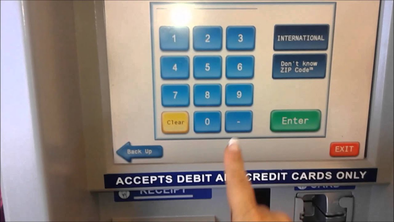 US Postal Service Self Serve Kiosk Saves A Load Of Time YouTube - Us zip code international