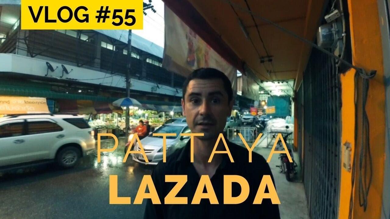 Attaquer l'Asie avec Lazada