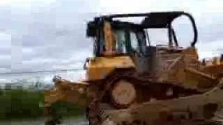 cat d6n demo dozer 2