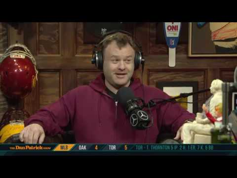 How Frank Caliendo Nearly Caused Chaos at the Top of the NFL Draft | The Dan Patrick Show | 4/29/19