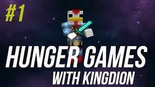 "Minecraft Hunger Games || ""too stronk"" 