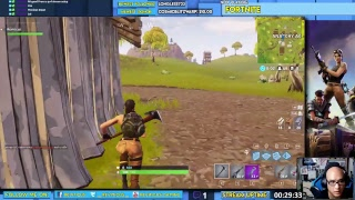 [FORTNITE] Day 4 - Continuing to suck so I don't suck