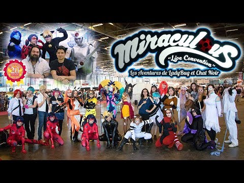 "MIRACULOUS ""Live Convention"" - Ep06 - Japan Expo 20e Impact"