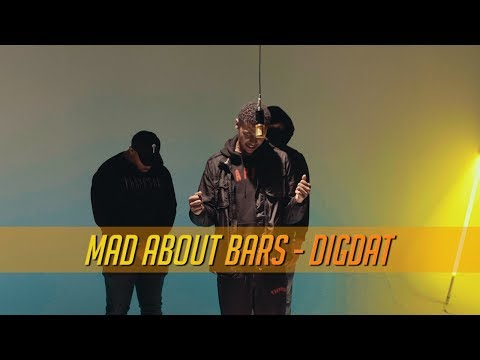 DigDat - Mad About Bars w/ Kenny Allstar [S3.E35] | @MixtapeMadness