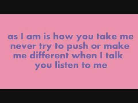 As I Am karaoke
