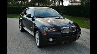 BMW X6 xDrive35i and X6 xDrive50i Videos
