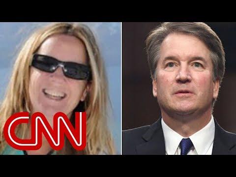 CNN: Kavanaugh accuser wants FBI investigation before testifying